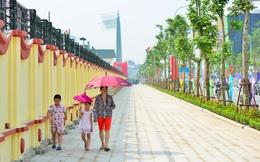 Đề xuất dùng gạch giả đá lát vỉa hè ở Hà Nội