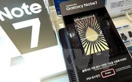 Samsung Việt Nam không cắt giảm nhân sự vì sự cố Galaxy Note 7