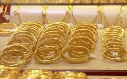 Giá vàng tiếp tục giảm