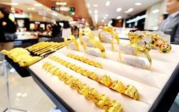 Vàng trong nước đang thấp hơn thế giới gần 400 nghìn đồng/lượng