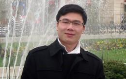 Tiến sĩ trẻ xuất sắc thế giới: 'Tôi sẵn sàng về Việt Nam'