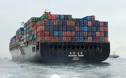 Thảm cảnh trên những con tàu bị mắc kẹt của Hanjin