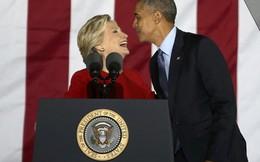 """Tổng thống Obama có thể """"ân xá"""" cho bà Hillary"""