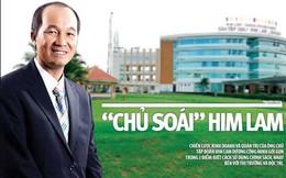 """CK Liên Việt lỗ nặng do các khoản nợ liên quan đến """"người nhà"""" Him Lam"""