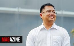 """Chủ tịch FPT Software Hoàng Nam Tiến: """"Giấc mơ đẹp là tốt nhưng mơ xong rồi cũng phải tỉnh"""""""