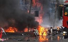 Khói độc tại các đám cháy cướp đi sinh mạng con người nhanh như thế nào?