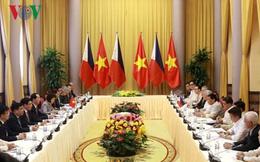 Tuyên bố chung Việt Nam - Philippines