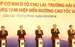 Hơn 30.000 tỷ đầu tư KCN cơ khí ô tô Chu Lai–Trường Hải