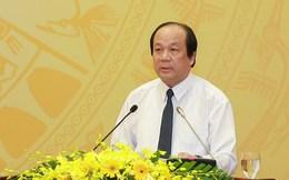 Bộ trưởng Mai Tiến Dũng nói về hướng xử lý kỷ luật ông Vũ Huy Hoàng