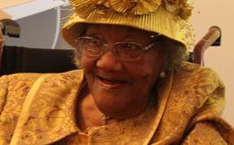 """Lời khuyên """"hóm hỉnh"""" để sống lâu của một phụ nữ Mỹ 100 tuổi"""