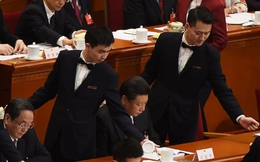 """""""Sóng ngầm"""" trên chính trường Trung Quốc"""