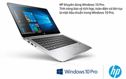 Ấn tượng với laptop doanh nhân siêu nhẹ HP EliteBook 1030 G1