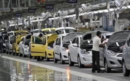 3.555 xe ôtô giá rẻ từ Ấn Độ tràn về Việt Nam trong tháng 5