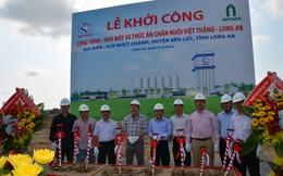 Hùng Vương khởi công nhà máy thức ăn chăn nuôi 35 triệu USD tại Long An