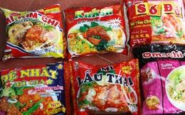 """Acecook, Masan, Asia Foods chắc hẳn phải rất lo lắng bởi người Việt đang cảm thấy """"hoang mang"""" với mì gói"""