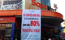 Sapomart đóng cửa, đổi mới hay đổi chủ?