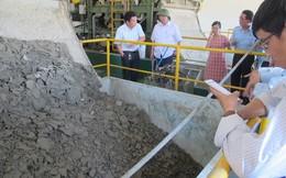 Bộ TN&MT kiểm tra thực nghiệm, yêu cầu Formosa thiết kế lại bồn chứa nước thải