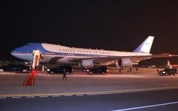 Kiểm tra Air Force One để Tổng thống Obama bay vào TP HCM