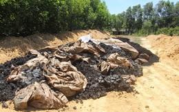 Chính phủ yêu cầu làm rõ vụ Formosa chôn 100 tấn chất thải