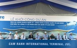 Hơn 3.700 tỷ đồng xây dựng nhà ga hành khách quốc tế Cam Ranh