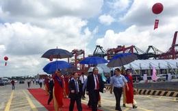 TP.HCM có thêm cảng container quốc tế trên sông Đồng Nai