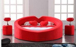Mê mẩn với những mẫu giường tròn độc, lạ, phá cách