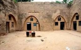 Độc đáo ngôi làng nằm dưới mặt đất chỉ có ở Trung Quốc