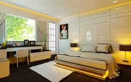 Đẹp ngỡ ngàng phòng ngủ của các Hoa hậu Việt