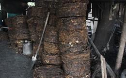 Cận cảnh vụ bắt giữ hơn 4,6 tấn mỡ bẩn