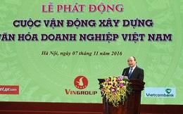 """Thủ tướng Nguyễn Xuân Phúc: """"Một thương hiệu tốt không chỉ là tài sản của doanh nghiệp mà còn là tài sản quốc gia"""""""