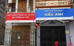 """UBND quận Thanh Xuân nói gì về vụ """"biển hiệu chỉ có 2 màu xanh - đỏ""""?"""