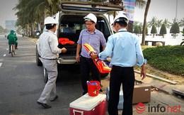Đà Nẵng sẽ kiểm tra nước biển và công khai kết quả hàng ngày