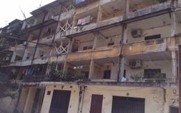Hà Nội: Quá nửa dân bỏ nhà đi sơ tán, chờ chứng nhận... chung cư nguy hiểm