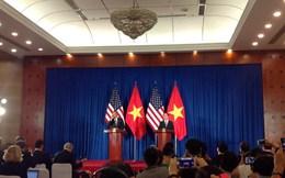Chủ tịch nước và Tổng thống Obama trả lời nhiều vấn đề quan trọng