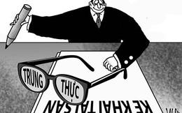 Bộ GTVT: Chỉ có 1 trường hợp kê khai tài sản chưa đúng trong 2015