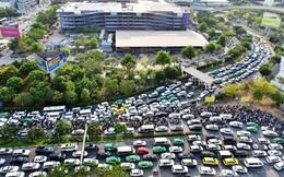 15.000 tỉ đồng xây đường trên cao số 1 tại TP.HCM