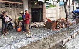 Khốn khổ vì công trình chống ngập