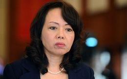 Bà Nguyễn Thị Kim Tiến tiếp tục được đề cử làm Bộ trưởng Bộ Y tế