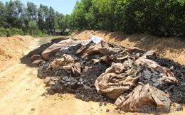 Số bùn thải của Formosa chưa được xử lý lớn hơn con số 700-800 tấn