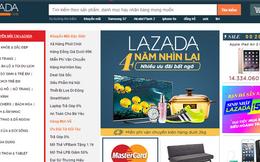 Đến lượt Lazada Việt Nam đang rao bán?