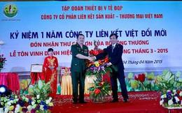 Liên kết Việt 'rắc thính' câu lòng tham của bị hại