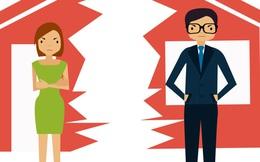 Vợ chồng dễ ly dị nhất vào khoảng thời gian nào trong năm?