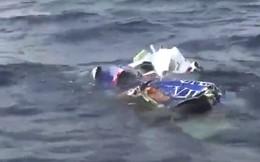 Đã xác định các mảnh vỡ thu được trên biển là của máy bay CASA-212