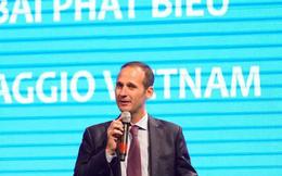 Robert Vũ thôi giữ chức Giám đốc Thị trường Piaggio Việt Nam