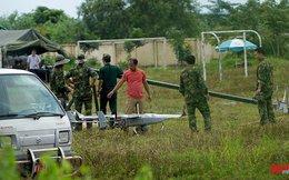 Tìm thấy xác máy bay ở núi Bao Quan, cả 3 phi công tử nạn