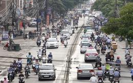 Hà Nội tính chuyện dừng lưu thông xe máy vào năm 2025