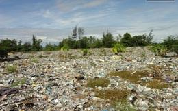 [NÓNG] Phát hiện Formosa từng đổ rác thải ở Thiên Cầm