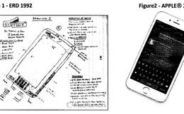 Một người dân kiện Apple hơn 10 tỷ USD vì ăn cắp thiết kế của ông từ năm 1992