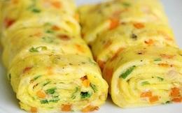 Một tuần ăn bao nhiêu quả trứng để không bị 'quá liều'?