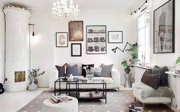 Căn hộ 45m² khiến bạn hài lòng tuyệt đối từ phong cách thiết kế tới cách bố trí nội thất